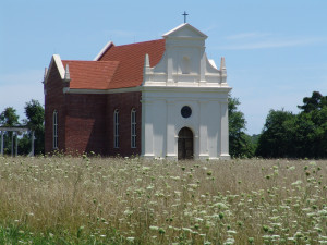 HSMC Brick Chapel of 1667